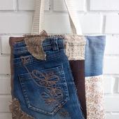 9606c9ffccfc Женские сумки — сумки и аксессуары (сумка из ткани) | Изделия ручной ...
