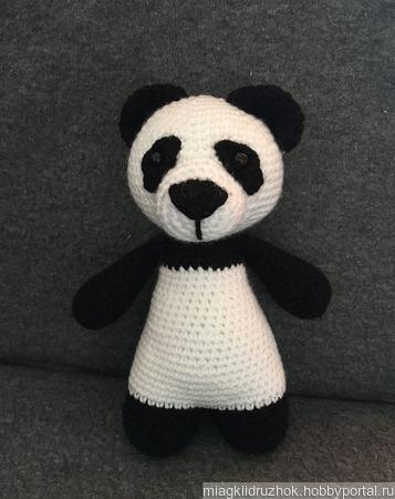Панда ручной работы на заказ