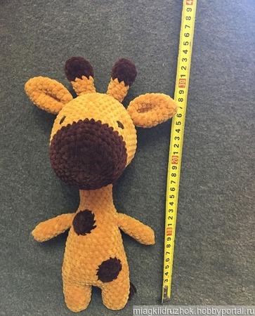 Жираф ручной работы на заказ