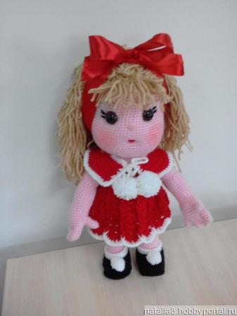 Кукла Маленькая Мисс ручной работы на заказ
