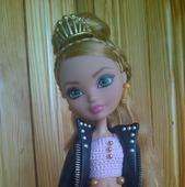Одежда для кукол Черно-розовый аутфит