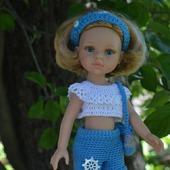 "Комплект одежды для куклы Paola Reina ""Море"""