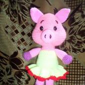 Свинка - балеринкка