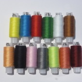 Швейные нитки синтетические 40 ЛШ