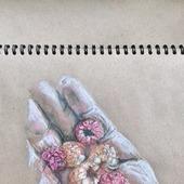 фото: Картины и панно (малина)