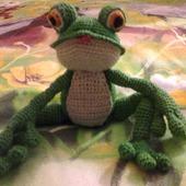 Лягушка Квакушка