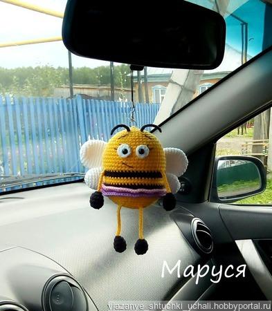 Пчелка ручной работы на заказ