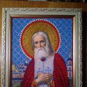 Икона Серофима Соровского