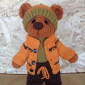 Медведь Листопадничек