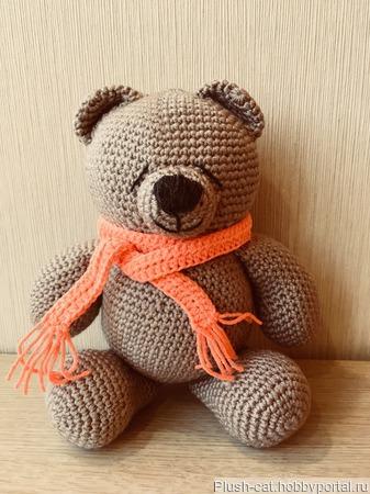 Медвежонок Винни ручной работы на заказ