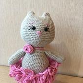 фото: Куклы и игрушки (вязаные котики)