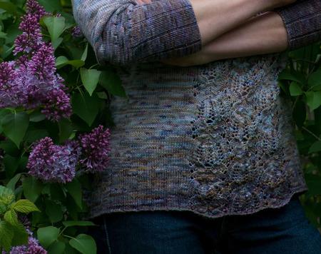 Пуловер Акация описание вязания. Мастер-класс ручной работы на заказ