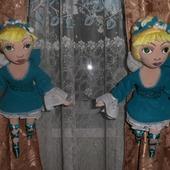 Подхват для штор кукла Фея