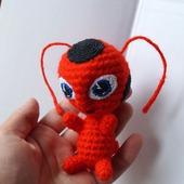 Мягкая игрушка Тики - квами Леди Баг