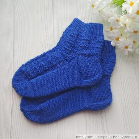 Носки ручной работы на заказ