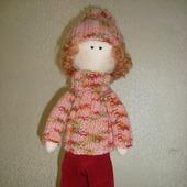 Кукла в свитере