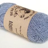 Натуральная пряжа Neva Yarn из овечьей шерсти тонкорунных пород