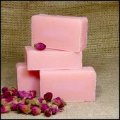 """Натуральное мыло ручной работы """"Розовые грезы"""""""