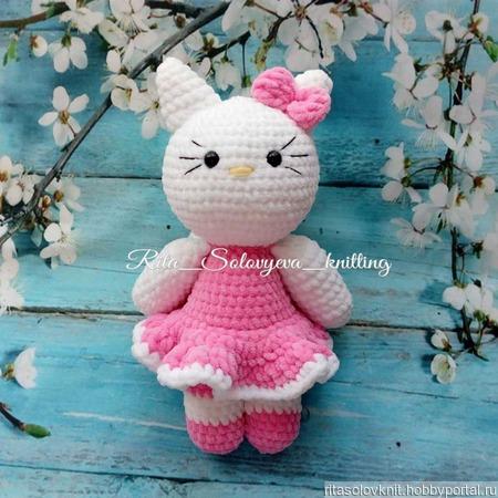 Hello Kitty ручной работы на заказ