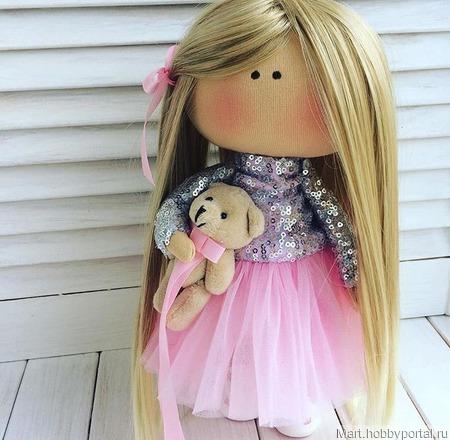 Куколка тильда 1 ручной работы на заказ