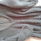 фото: Одежда (вязаное спицами)