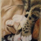 фото: Картины и панно (кот)