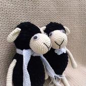 фото: Куклы и игрушки (вязанная овечка)