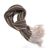 """Длинный шарф """"Капучино"""""""
