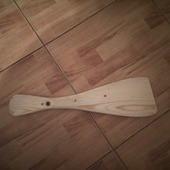 Весёлка/мешалка деревянная