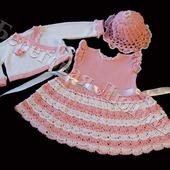 """Платье для девочки """"Лето"""""""