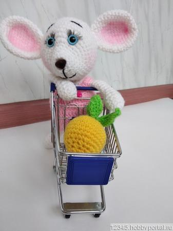 Мышонок ручной работы на заказ
