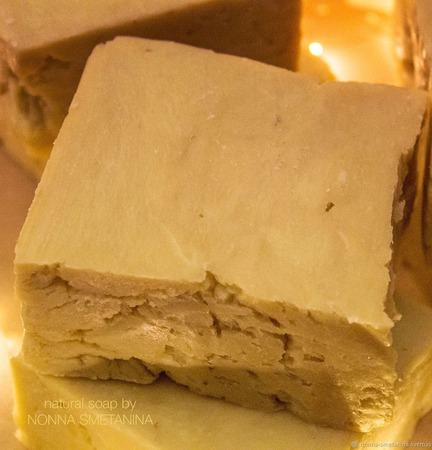 Мыло натуральное Кастильское ручной работы на заказ