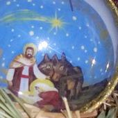 Вертеп рождественский