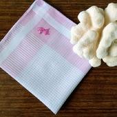 Женский носовой платочек с монограммой