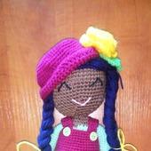 Кукла Афро