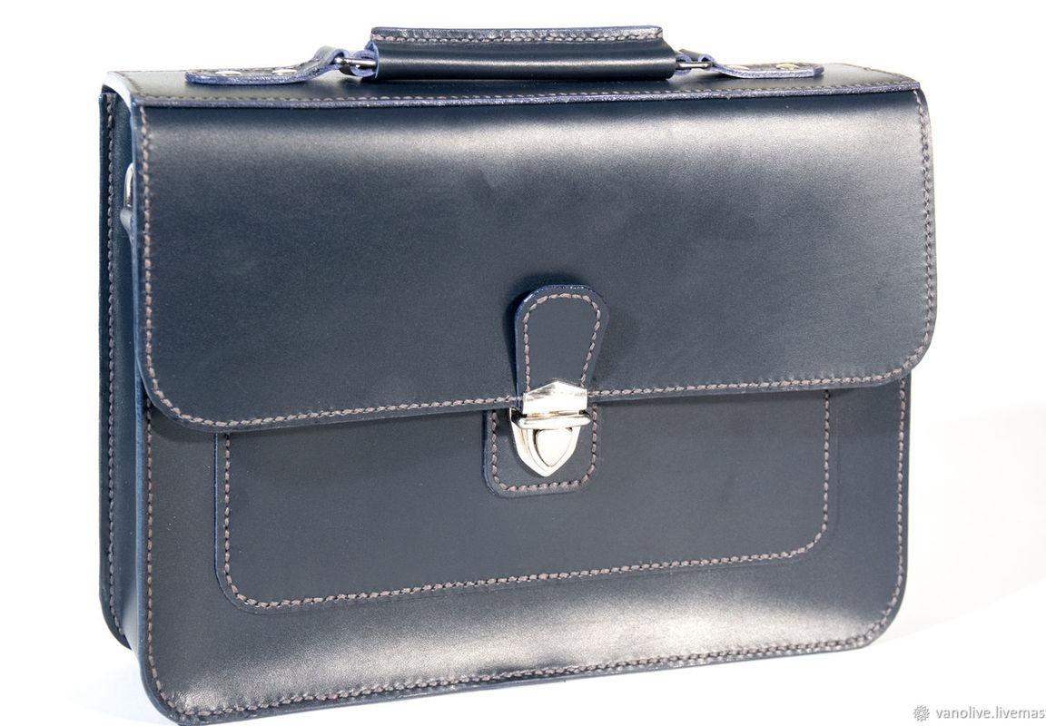 581d0cf93eae Портфель-сумка женский кожаный ручной работы – купить в интернет ...
