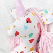 Единорог мягкая игрушка для детских игр