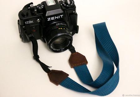 Ремень для фотоаппарата ручной работы ручной работы на заказ