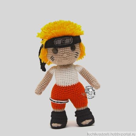 Персонаж Наруто ручной работы на заказ