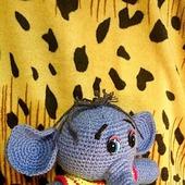 Застенчивый слон