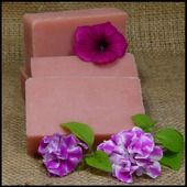 """Натуральное мыло ручной работы """"Фламинго"""""""