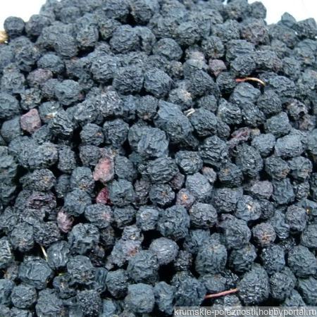 Терн ( ягода )  ( 100гр ) - травы Крыма ручной работы на заказ