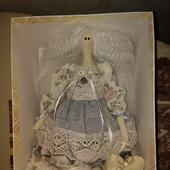 Кукла Тильда в пышном платье