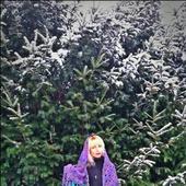 "Авторская юбка ""Виолетта"""