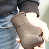 Ключница из кожи, Боксерская перчатка, 23 февраля