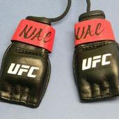 Перчатки Ufc перчатки ММА, сувенир, логотип, подарок мужчине, 23 февра