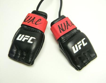 Перчатки Ufc перчатки ММА, сувенир, логотип, подарок мужчине, 23 февра ручной работы на заказ