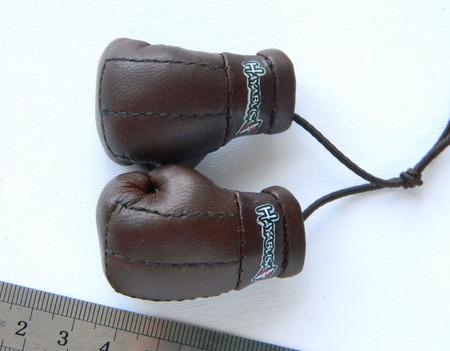 Перчатки Боксерские, логотип, в машину, подарок мужчине ручной работы на заказ