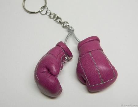 Перчатки Боксерские  в авто, подарок мужчине на 23 февраля ручной работы на заказ