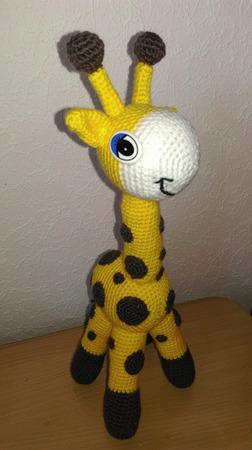 Жираф! ручной работы на заказ